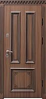 Входные двери Бастион-БЦ Монолит Дуб шимо темный Гранд 5