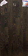 Паркетная доска Дуб Люкс (масло R-81), 3-полосная, 2400х195х14мм