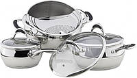 VINZER Набор посуды VINZER 89038 Astro 7 предметов