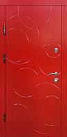 Входные двери Бастион-БЦ Эталон РАЛ 3028 Эскада 14