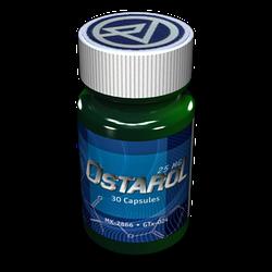 Alkaloid Ostarol 25 mg Ostarine МК-2866 30 caps