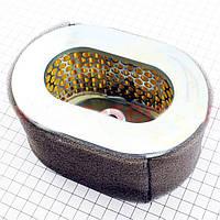 Фильтрующий элемент воздушный, бумажный 75-145-100 мм (178/186F)