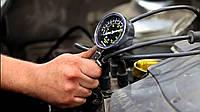 Замер компрессии бензинового двигателя (1 цилиндр) без снятия коллектора