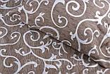 Евро комплект постельного белья с красивым рисунком Размер : ― Пододеяльник ( 200 см х 220 см ) ― Простынь ( 2, фото 6