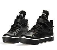 Женские зимние ботинки Timberland, черные