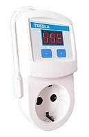 Терморегулятор TR, 16А, евровилка
