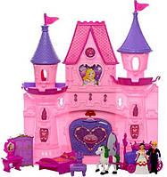 Замок с мебелью, фигурками и каретой SG 2992