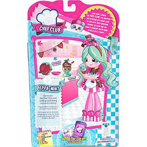 b8e221f06bba Кукла Shopkins Shopies Шеф-клуб Минди Минти - купить по лучшей цене ...
