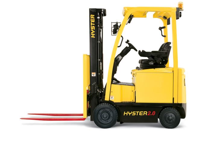 Запчасти Hyster для вилочного погрузчика E1.6-2.0XN