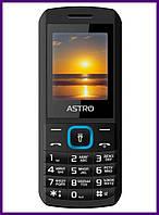 Телефон Astro A170 (BLACK-BLUE). Гарантия в Украине 1 год!