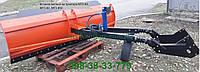 Отвал для снега ТТД-2.5 на трактора МТЗ