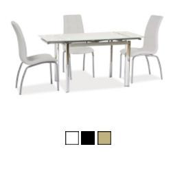 Стеклянный стол GD-019 (Signal)