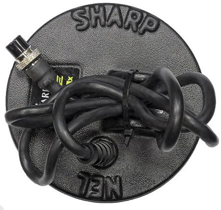 Катушка NEL Sharp для металлоискателя Fisher F75