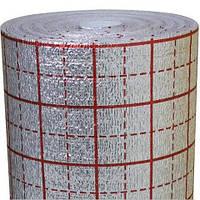 Полотно теплоизоляционное с разметкой 4 мм, 50 м