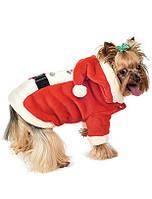 Толстовка Pet Fashion Санта-Клаус 23-26см (XS) для собак