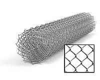 Сетка рабица 50х50/Ф2,0мм/высота 1,5м, длина 10м
