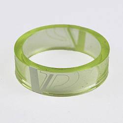 """Кольца на рульову колонку  1-1/8"""" 10 mm зелений (C-ST-0040)"""