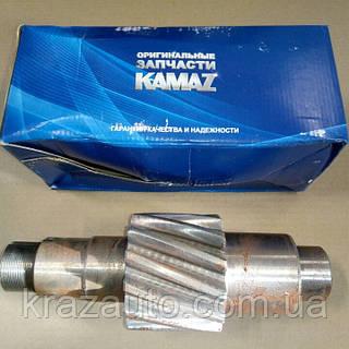 Шестерня ведущая цилиндрическая КАМАЗ Z=13 зуб. (пр-во КамАЗ) 5320-2402110-10