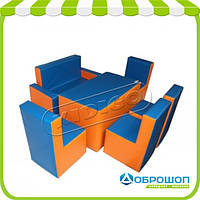 Мягкая игровая мебель - Комплект гостинка KIDIGO™