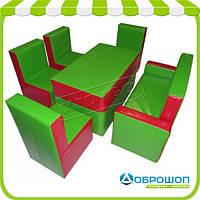 Мягкая игровая мебель - Комплект гостинка Люкс KIDIGO™