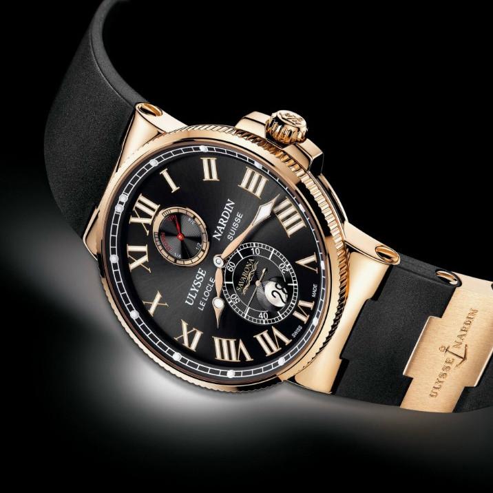 Наручные часы Ulysse Nardin Chronometer, механические, мужские копия ... 0af2e9881e0