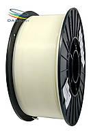 АБС нить 1.75 мм пластик для 3d печати, Неокрашенный, 1 кг