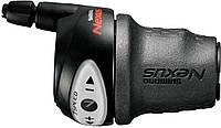 Манетка Shimano Nexus SL-8S31 8sp 2100mm чорний (434319)