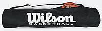 Сумка для Баскетбольных Мячей Wilson Basketball Tube Bag (WTB1810)