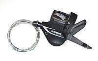 Манетка ліва 3шв Shimano Acera SL-M360 чорний (404075)