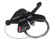 Манетка права 7шв Shimano SL-M310 чорний (404065)