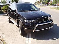 Защитная дуга (кенгурятник) BMW X5 E53 (без гриля)