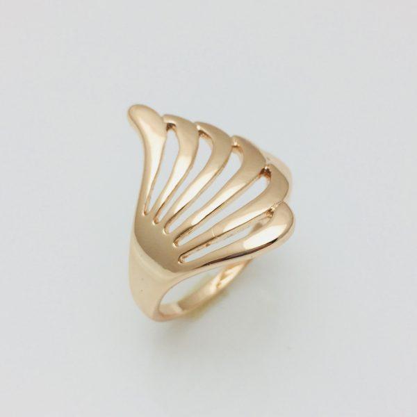 Кольцо Fallon Карла, размер 17  ювелирная бижутерия