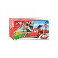 Детский конструктор JDLT 5216 Planes (аналог Lego Duplo)