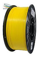 АБС пластик 1 кг для 3d принтеров и ручек, желтый