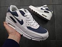 Мужские кроссовки Nike Air Max 90 Ultra Essential Blue