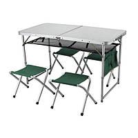 Кемпинговый стол и 4 стула Ranger TA 21407+FS21124