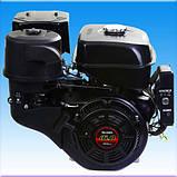 Двигатель бензиновый Weima WM190FE-S NEW (16л.с. электростарт), фото 3