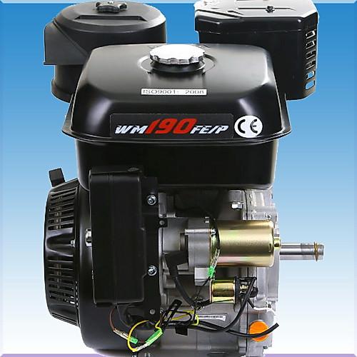 Двигатель бензиновый Weima WM190FE-S NEW (16л.с. электростарт)