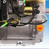 Двигатель бензиновый Weima WM190FE-S NEW (16л.с. электростарт), фото 9