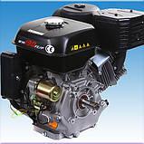 Двигатель бензиновый Weima WM190FE-S NEW (16л.с. электростарт), фото 4