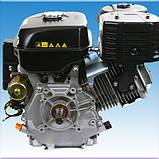 Двигатель бензиновый Weima WM190FE-S NEW (16л.с. электростарт), фото 5