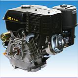Двигатель бензиновый Weima WM190FE-S NEW (16л.с. электростарт), фото 6