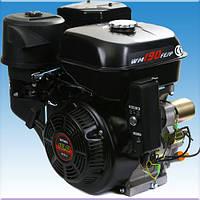 Двигатель бензиновый Weima WM190FE-S NEW (16л.с. электростартером)
