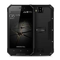 """Неубиваемый смартфон Blackview bv4000 pro black черный IP67(2SIM) 4,7"""" 2/16GB 2/8+0,3Мп 3G оригинал Гарантия!"""