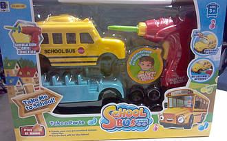 Конструктор з викрутками Шкільний автобус