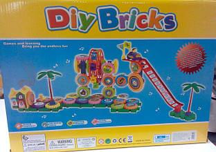 """Конструктор """"Diy Bricks""""  9700"""