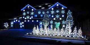 Световое оформление. LED прожектора.Новогодние освещение.