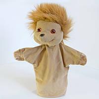 Игрушка рукавичка (кукольный театр) Ежик
