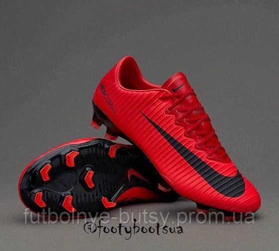 Футбольные бутсы Nike Mercurial Vapor XI FG - CAPO в Днепре af21f49b5af7f
