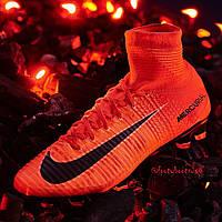 Футбольные бутсы Nike Mercurial Superfly V DF FG